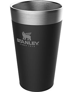 Stanley Adventure Stacking beker 470 ml mat zwart