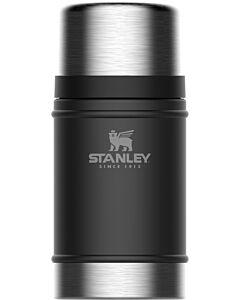 Stanley Classic vacuüm Food Jar 700 ml mat zwart