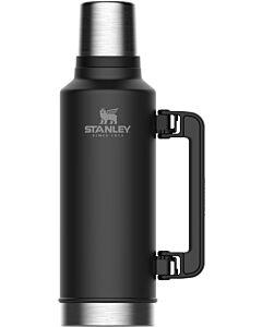 Stanley Classic thermosfles 1,9 liter mat zwart