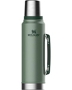 Stanley Classic thermosfles 1 liter groen