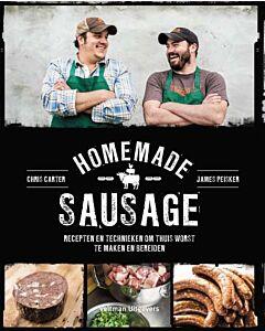 Homemade Sausage : : recepten en technieken om thuis worst te maken