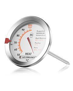 Le Creuset vleesthermometer rvs