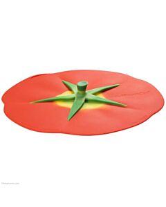 Charles Viancin Tomato deksel ø 28 cm silicone rood
