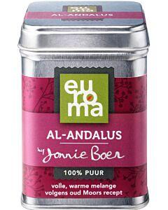 Jonnie Boer Original Spices Al-Andalus 80 gram