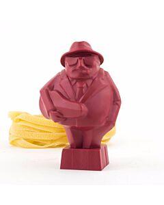 Brainstream Al Dente pastatimer kunststof rood
