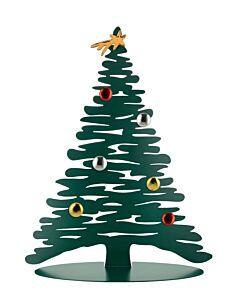 Alessi BM06/30 Bark for Christmas kerstboom rvs groen