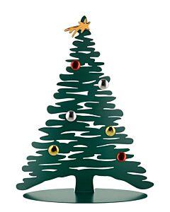 Alessi Bark for Christmas kerstboom 45 cm staal groen