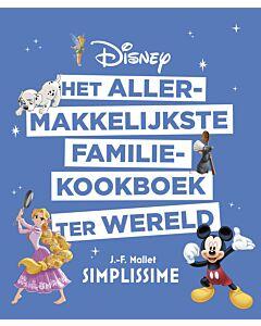 Disney - Het allermakkelijkste familiekookboek ter wereld