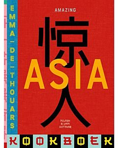 Amazing Asia kookboek
