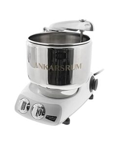 Ankarsrum Assistent Original 6230 keukenmachine Glossy White