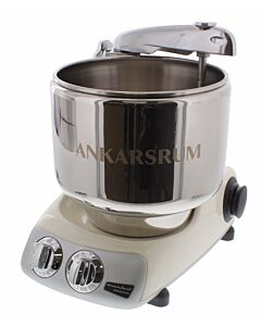 Ankarsrum Assistent Original 6230 keukenmachine Light Crème