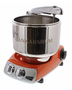 Ankarsrum Assistent Original 6230 keukenmachine Pure Orange