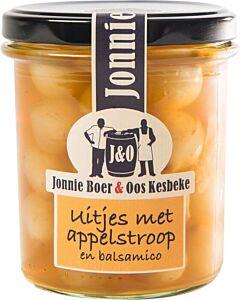 Jonnie Boer Uitjes met appelstroop
