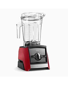 Vitamix A2500i hogesnelheidsblender 2 liter rood