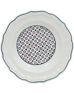 Gien Dominoté soepbord ø 22,5 cm keramiek