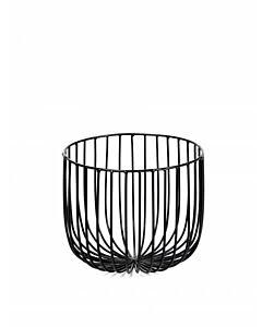 Serax Antonino Sciortino citrusmand ø 18 cm ijzer zwart