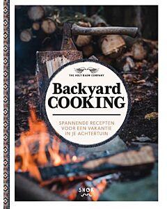 Backyard Cooking : voor een vakantie in je achtertuin