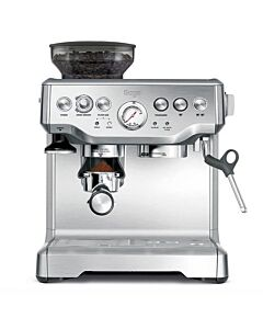 Sage The Barista Express halfautomatische espressomachine Stainless Steel