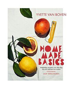 Home Made Basics : Yvette van Boven - GOUDEN KOOKBOEK 2020
