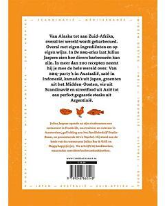 De BBQ Atlas : bbq recepten uit de hele wereld - PRE-ORDER (mei)