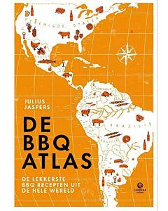 De BBQ Atlas : bbq recepten uit de hele wereld
