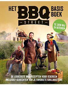 Het BBQ Street Basisboek - PRE-ORDER (eind april)