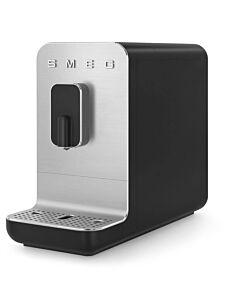 SMEG Basic volautomatische espressomachine mat zwart