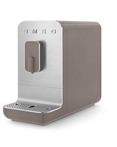 SMEG Basic volautomatische espressomachine taupe