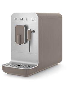SMEG 50's style Medium volautomatische espressomachine taupe