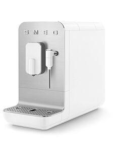 SMEG 50's style Medium volautomatische espressomachine mat wit