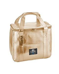 Be Cool City Shopper M koeltas 16,5 liter goud