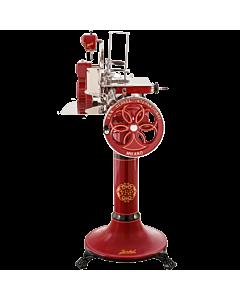 Berkel Volano B114 Flower vliegwielsnijmachine met voet rood