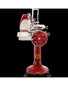 Berkel Volano B116 Flower vliegwielsnijmachine met voet rood