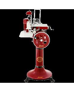 Berkel Full Volano B3 vliegwielsnijmachine ø 30 cm met voet rood