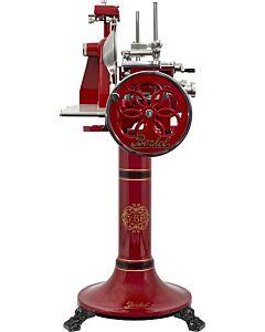 Berkel Volano B2 Flower vliegwielsnijmachine met voet rood