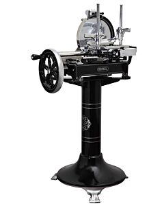 Berkel Volano P15 vliegwielsnijmachine ø 28,5 cm met voet zwart