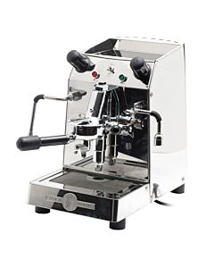 BFC Levetta Junior Plus espressomachine 3 liter rvs glans