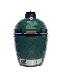 Big Green Egg Medium barbecue ø 38 cm keramiek groen basis