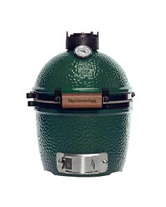 Big Green Egg Mini barbecue ø 25 cm keramiek groen