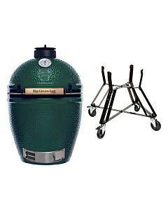 Big Green Egg Large barbecue ø 47 cm keramiek groen met onderstel