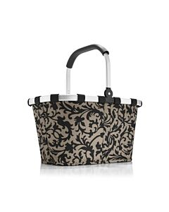 Reisenthel Carrybag boodschappenmand 48 x 28 cm polyester Baroque Taupe
