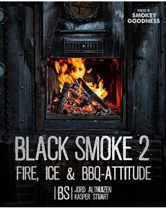 Black Smoke 2  - Jort Althuizen - PRE-ORDER (oktober)