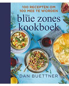 Het blue zones kookboek : 100 recepten om 100 mee te worden