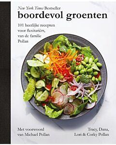 Boordevol groenten : 101 heerlijke recepten