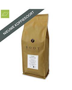 Boot Koffie Colombia Kachalu Organic Espresso Cafeïnevrije koffiebonen 1 kg
