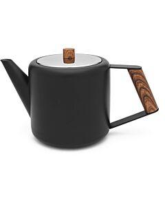 Bredemeijer Duet Design Boston 1,1 L rvs mat zwart