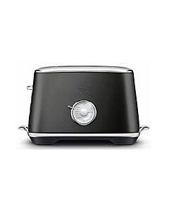 Sage The Toast Select Luxe broodrooster 2 sleuven Black Stainless Steel