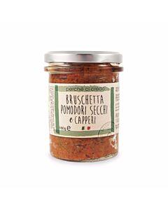 Perche Ci Credo Pomodori secchi & capperi 190 gram