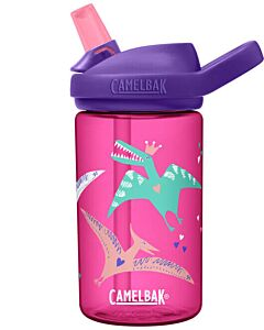Camelbak Eddy Kids drinkfles 400 ml kunststof Dazzle dactyl