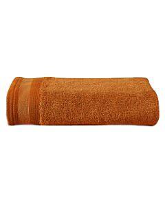 De Witte Lietaer Excellence handdoek 60 x 40 cm katoen caramel
